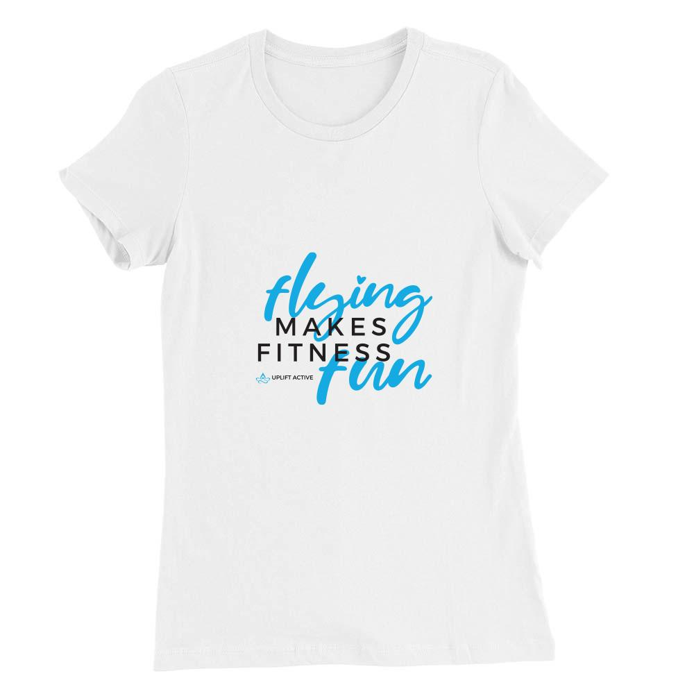Flying Makes Fitness Fun Shirt