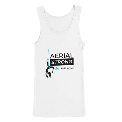Aerial Strong Aerial Yoga Tank Top- Uplift Active Aerial Silks Apparel