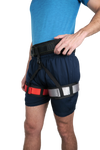 Bungee Fitness Harness Details Large Sideview Uplift Active
