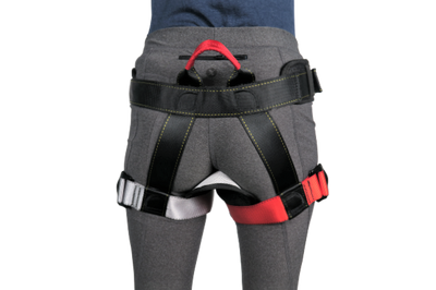 Bungee Fitness Harness SmallMedium Backview Details Uplift Active
