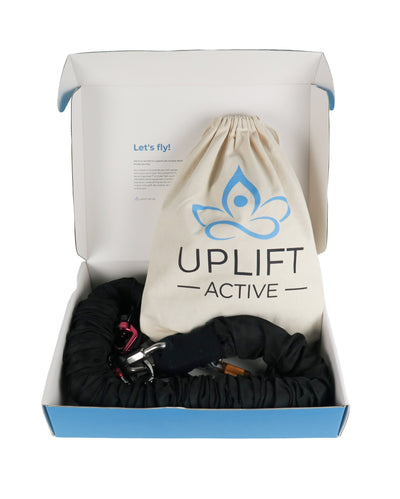 bungee fitness set packaging uplift active