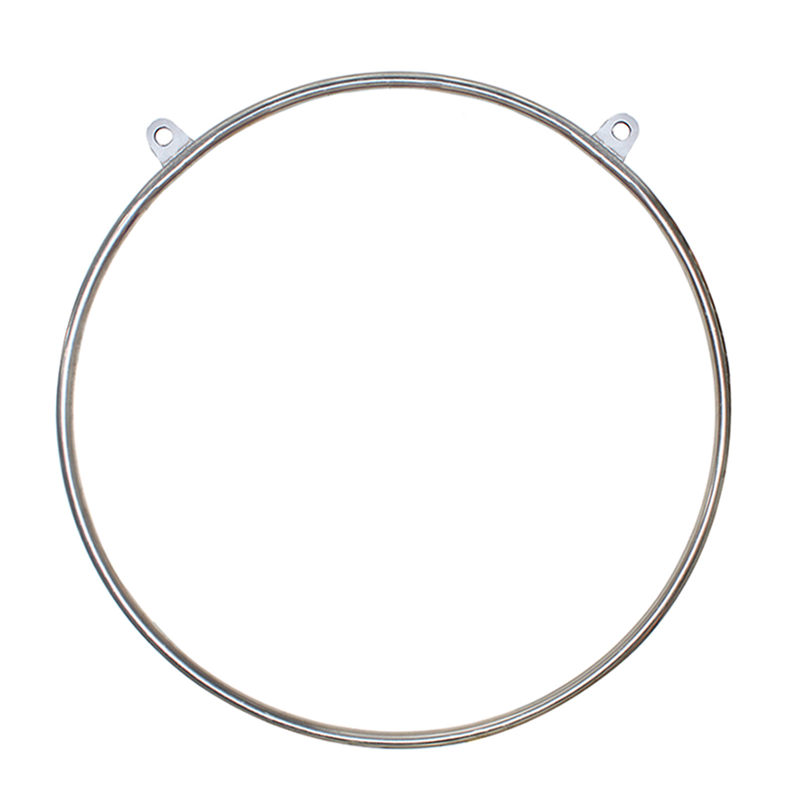 Stainless Steel Double Point Lyra Aerial Hoop