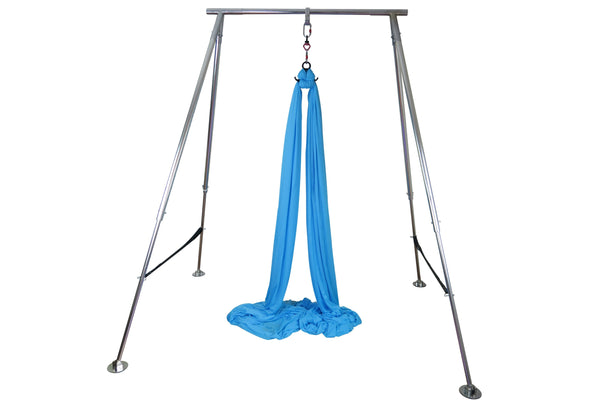 aerial silks stand