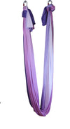 Purple Ombre Yoga Hammock Fabric Only  Fullview- Uplift Active