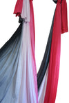 Pink to Black Ombre Yoga Hammock Uplift Active