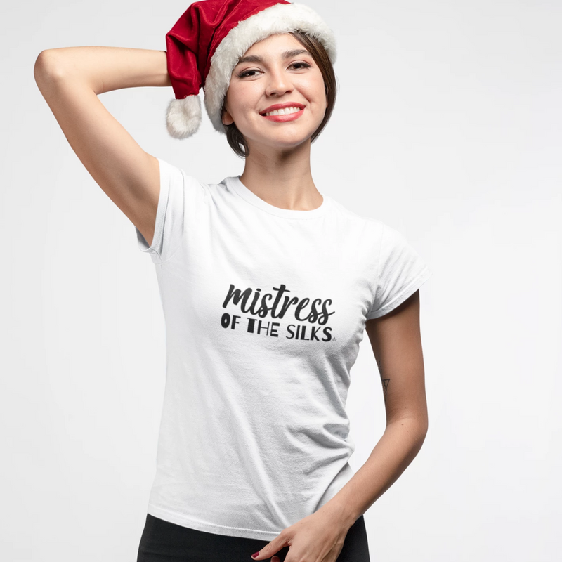 Mistress Of The Silks Aerial Silks Tee - Uplift Active