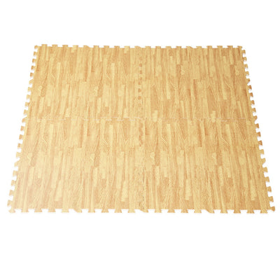 Wood Look Gym Tile Mats Overview- Uplift Active