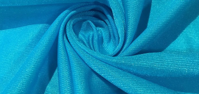 Blue Aerial Yoga Hammock Fabric Uplift Active