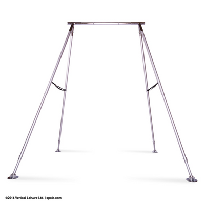 Aerial Yoga X-Pole A-Frame Swing Stand - Aerial Yoga Gear by Uplift Active