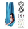 Wholesale Studio Pack of Blue Yoga Hammocks + Rigging Equipment - Uplift Active