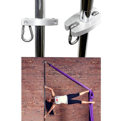 Silkii Pole Silks Attachment Kit - Aerial Yoga Gear - Uplift Active