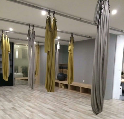 Wholesale Studio Pack of Yoga Hammocks + Rigging Equipment - Uplift Active