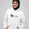 Wings Of Silk Aerial Yoga Hoodie Pullover - Uplift Active Aerial Silks Apparel