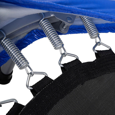 "Spring Detail Exercise Trampoline with Padding and Springs - 38"" Uplift Active"