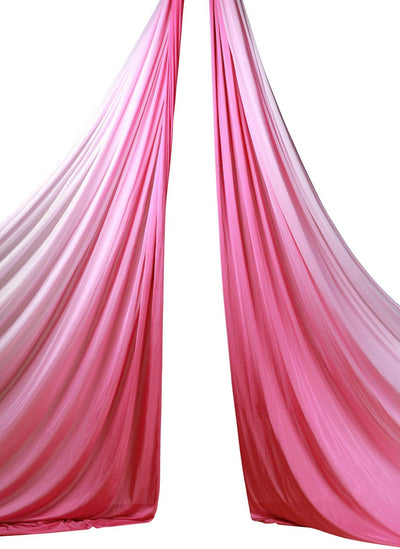 Pink Ombre Aerial Silks Fabric Only - Uplift Active