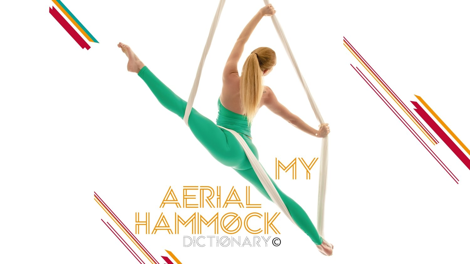 My Aerial Hammock Dictionary Book- Uplift Active