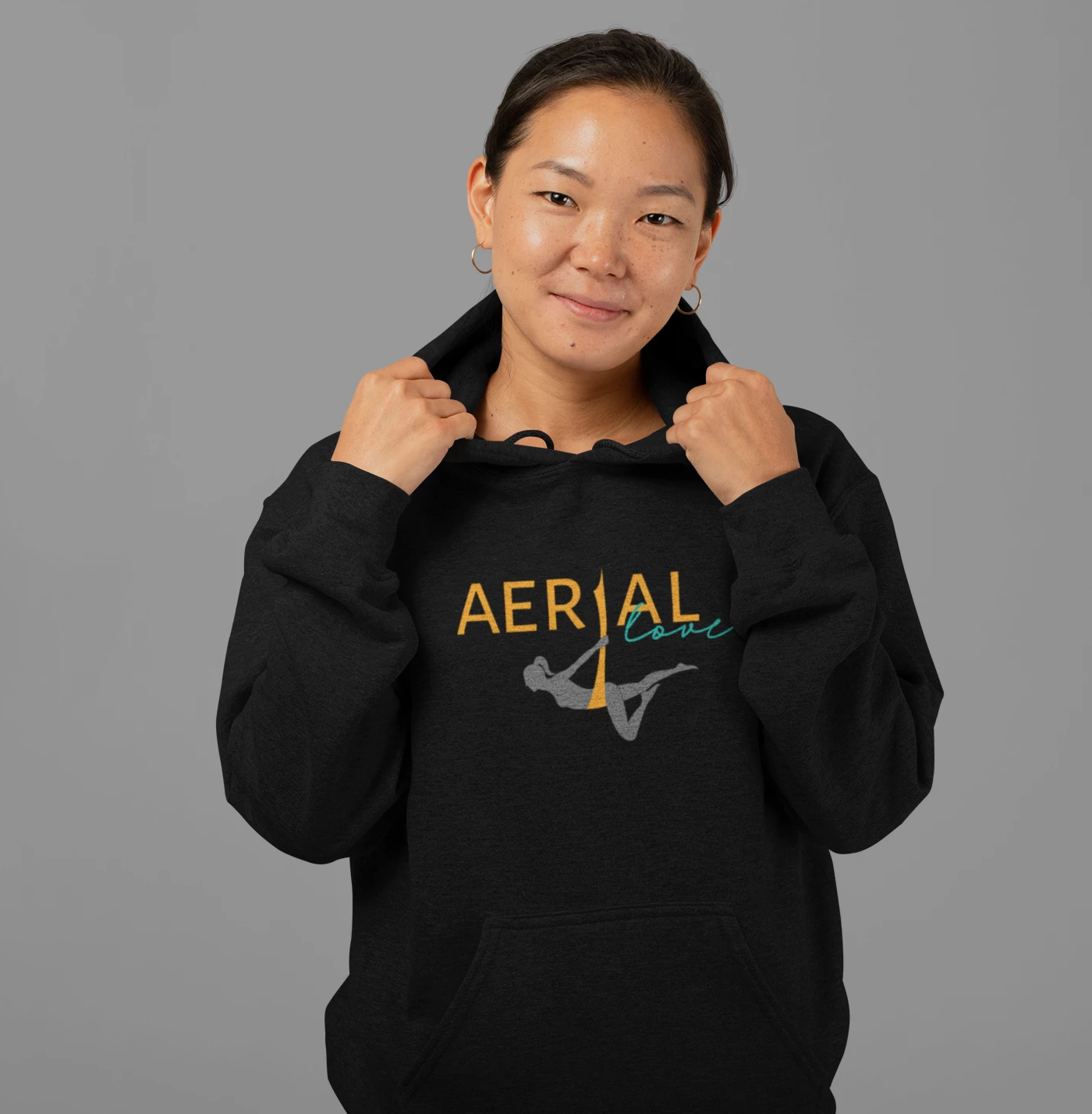 Aerial Love Hoodie Pullover - Uplift Active
