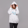 Flying Makes Fitness Fun Hoodie Pullover - Uplift Active Aerial Yoga Aerial Silks Apparel