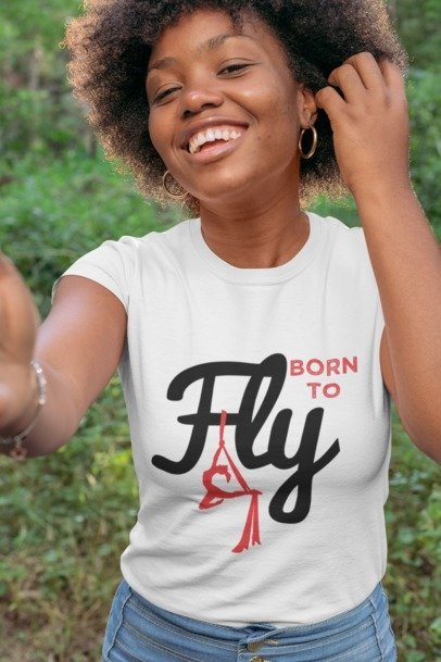 Born to Fly Shirt - Uplift Active