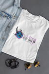 Wings Of Silk Aerial Yoga Shirt - Uplift Active Aerial Silks Apparel