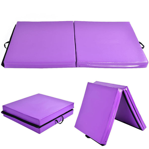 Folding Two Panel Gymnastics Mat - Aerial Yoga Gear