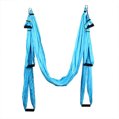 Yoga Swing with Handles - Aerial Yoga Gear - Uplift Active