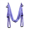 Purple Yoga Swing with Handles - Aerial Yoga Gear - Uplift Active