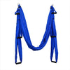 Royal Blue Yoga Swing with Handles - Aerial Yoga Gear Uplift Active