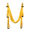 Yellow Yoga Swing with Handles - Aerial Yoga Gear - Uplift Active
