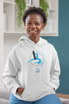 Sports Grey Drops Every Day Hoodie Pullover - Uplift Active Aerial Yoga Aerial Silks Apparel
