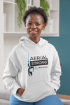 Aerial Strong Aerial Yoga Hoodie Pullover - Uplift Active Aerial Silks