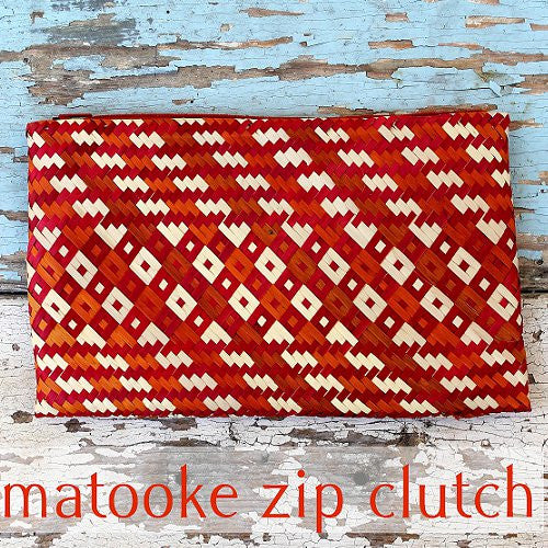 matooke clutch wallet