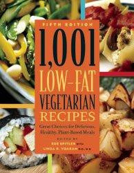 1001 Low Fat Vegetarian Recipes