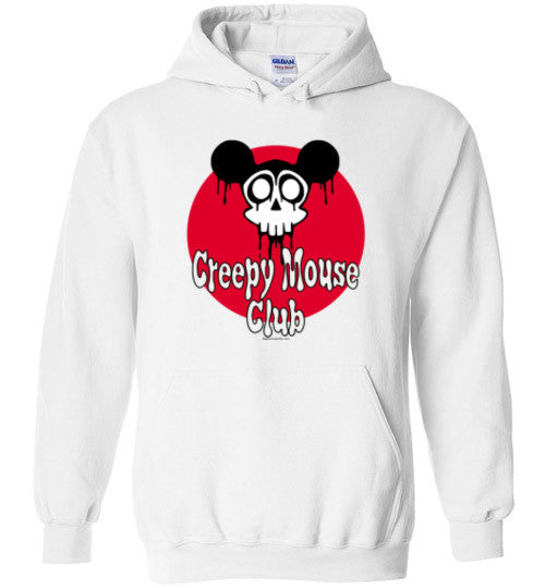Creepy Mouse Club Hoodie
