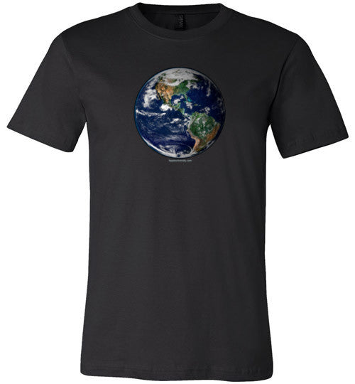 Earth Made In USA Premium T-Shirt