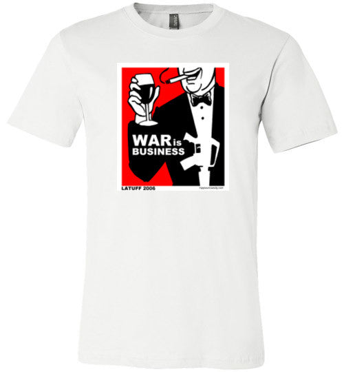 War Is Business Premium T-Shirt