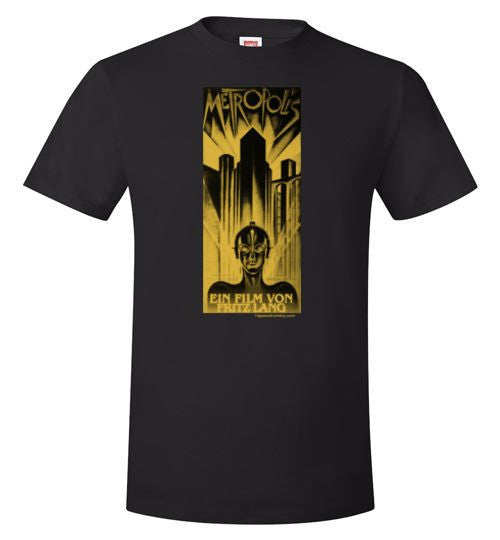Metropolis Value T-Shirt