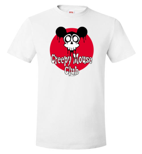 Creepy Mouse Club Value T-Shirt