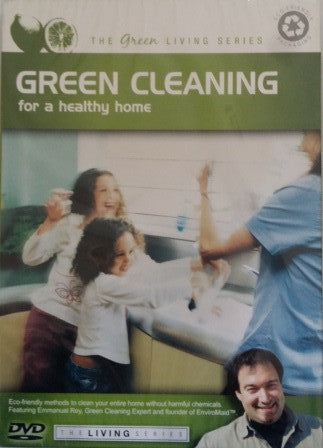 Green Cleaning DVD