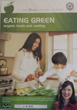 Eating Green DVD