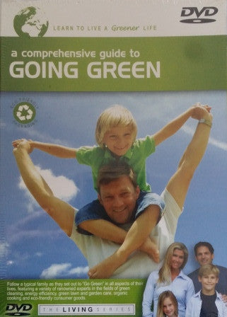 Comprehensive Guide to Going Green DVD