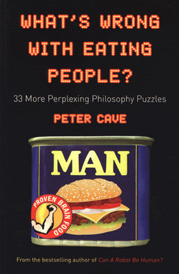 What's Wrong with Eating People