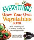 Everything Grow Your Own Vegetables Book