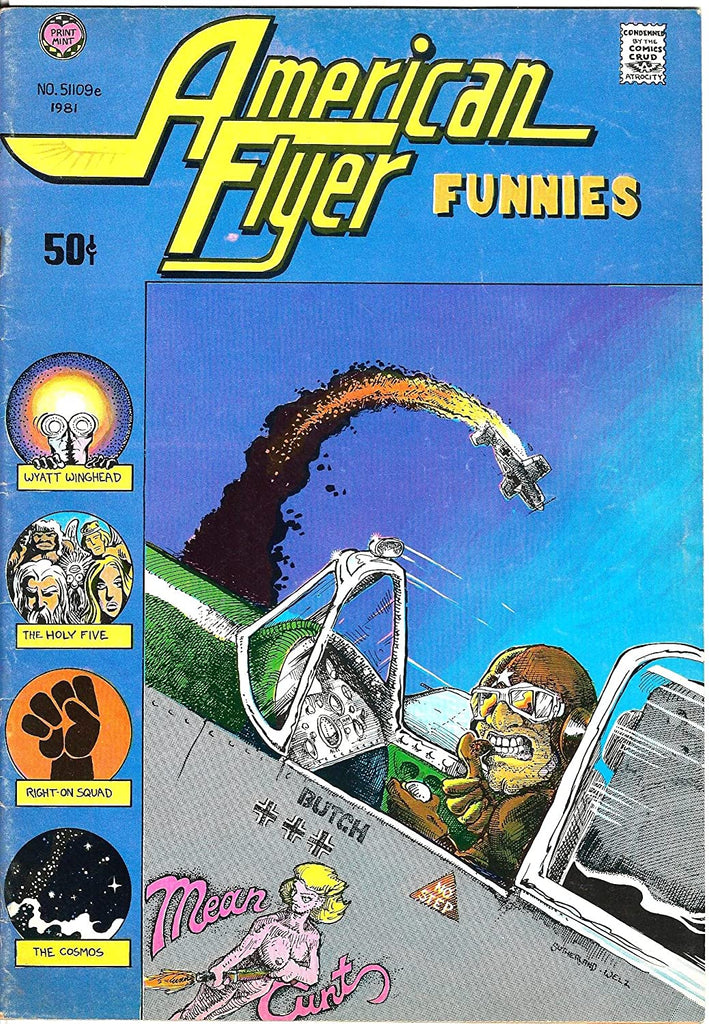 American Flyer Funnies #1