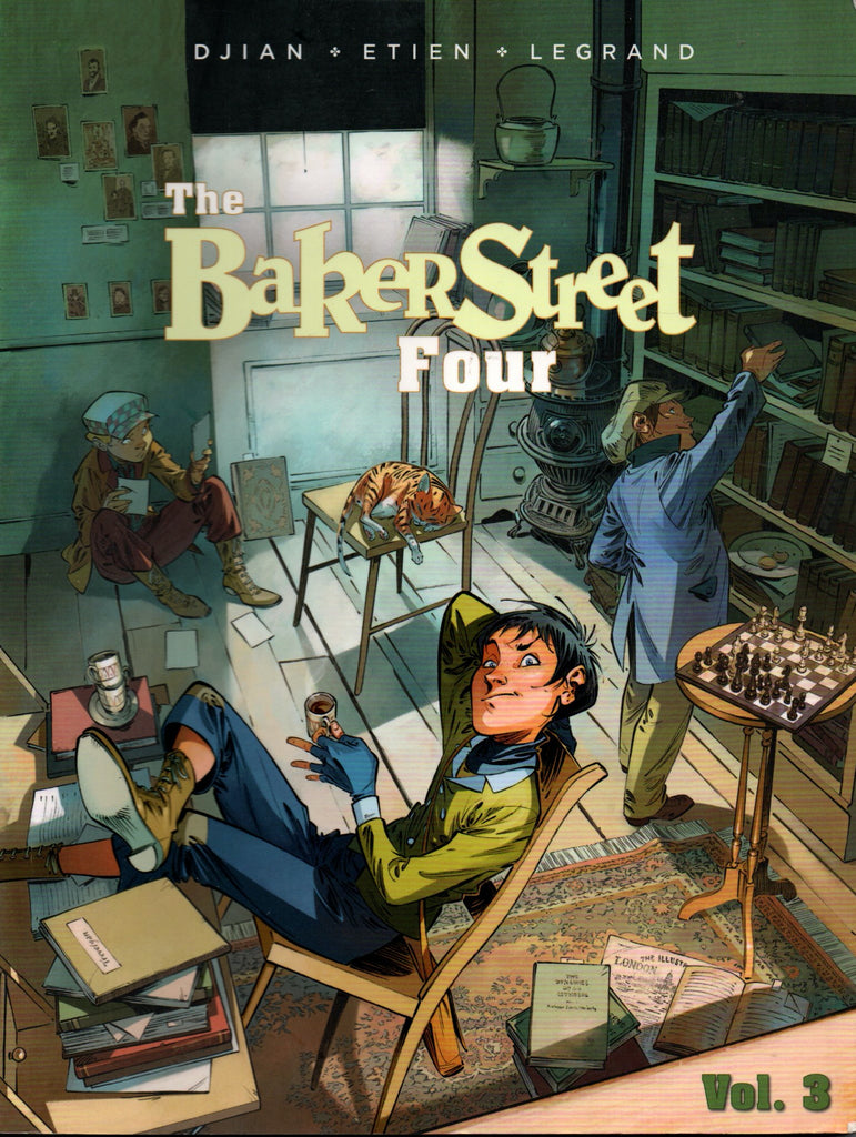 Baker Street Four Volume #3