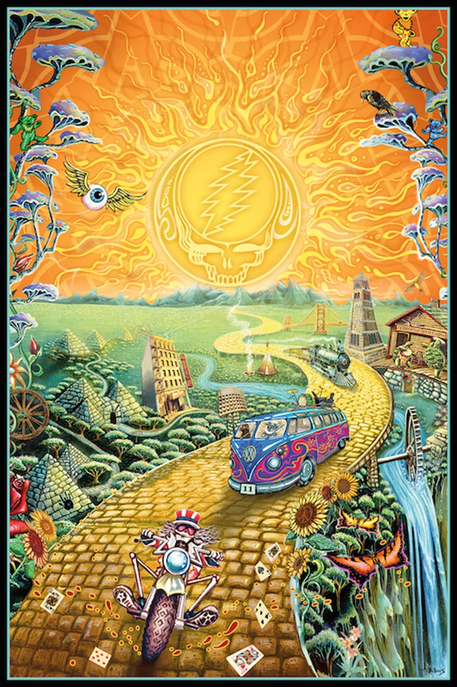 Grateful Dead Golden Road