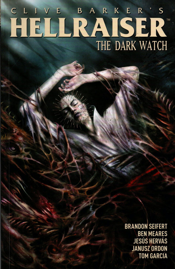 Clive Barker's Hellraiser:  The Dark Watch Volume 3