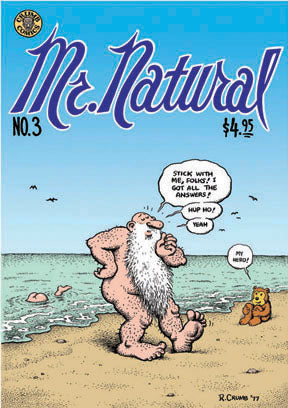 Mr. Natural #3 By R. Crumb