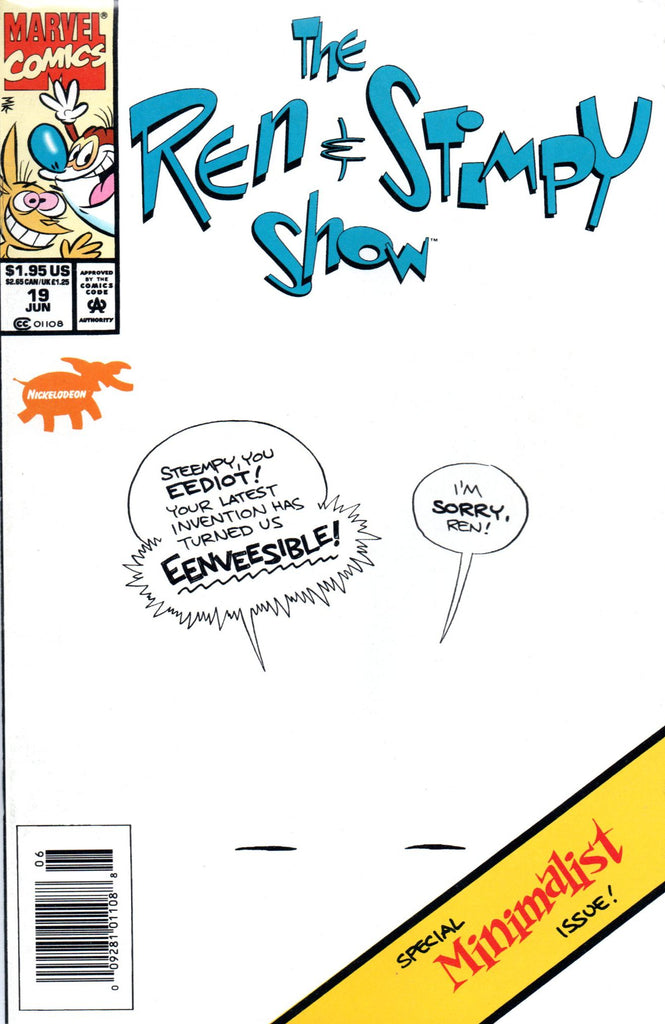 Ren and Stimpy Show Comicbook #19