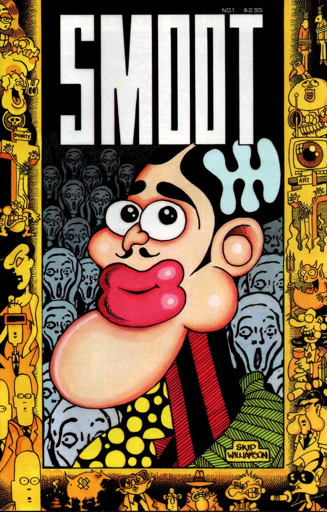 Smoot #1 by Skip Williamson